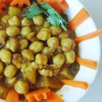 Chole masala Recipe – Chana masala  in pressure cooker