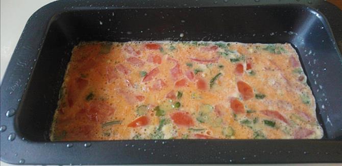 frittata recipe step 3