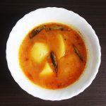 Potato   Bangala Dumpa Pulusu – How to make andhra pulusu
