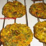 moong dal tikki recipe | baked green gram cutlet