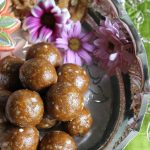 walnut ladoo recipe – no ghee, no sugar healthy sweet