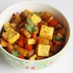 aloo paneer masala recipe (dry aloo paneer) | easy paneer recipes