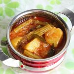 drumstick curry recipe | drumstick curry with potatoes