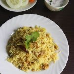 Egg biryani recipe , how to make easy scrambled egg biryani in 30 mins