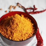 Pappula podi | Peanut chutney powder recipe | Podi recipes