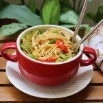 Veg Hakka Noodles Recipe – How to make Restaurant style Veg Hakka Noodles