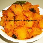 Pumpkin curry – Gummadikaya Kura ( Kaddu ki Subji)