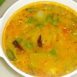 Drumstick sambar recipe | How to make drumstick sambar
