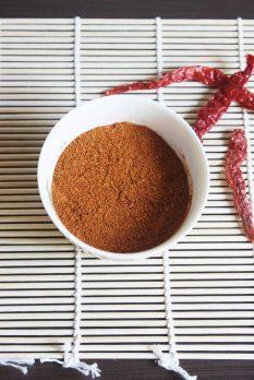 Pav bhaji masala | How to make pav bhaji masala powder recipe at home