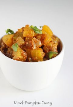 kaddu ki sabzi recipe   pumpkin curry recipe
