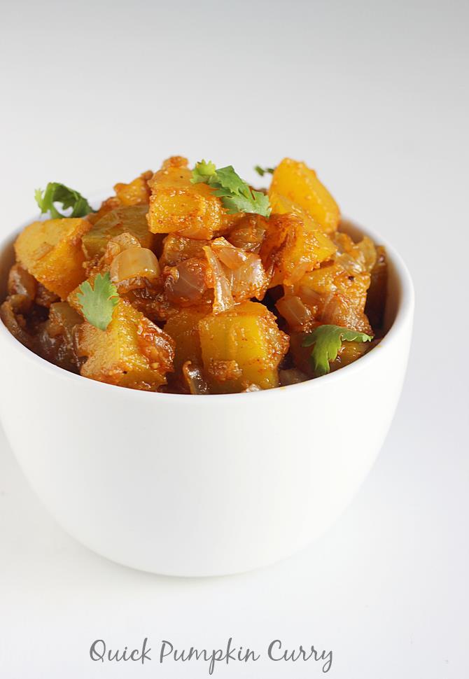 recipe: easy ndian-style pumpkin curry [15]