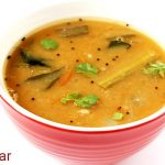 sambar recipe | south indian sambar recipe | how to make sambar