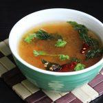Dhaniya Rasam | tamarind rasam recipe