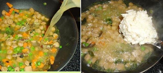 veg yakhani pulao step 3