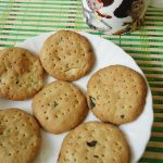 wheat paneer biscuit recipe (eggless wheat crackers recipe)