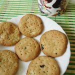 Wheat Paneer Crackers / Biscuit Recipe