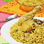 Andhra Chicken Biryani Recipe – step by step pictures