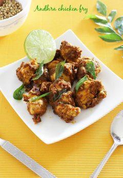 Andhra chicken fry recipe | kodi vepudu | Easy chicken fry recipes
