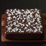 Eggless chocolate banana cake recipe | Chocolate banana cake no eggs
