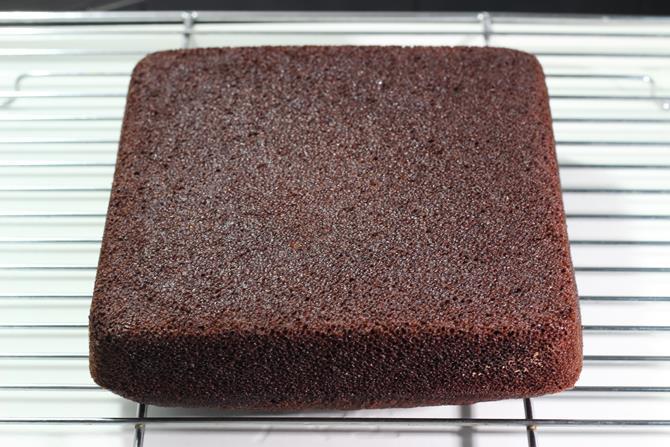 flip the cake
