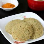 Oats idli recipe | How to make instant oats idli