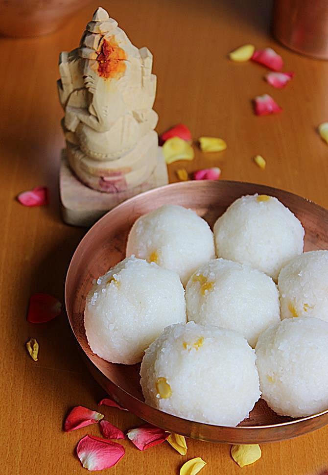 vinayaka chavithi undrallu recipe