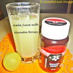 Amla Juice with Manuka Honey | Indian Gooseberry