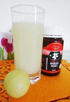 Amla juice recipe   How to make amla juice