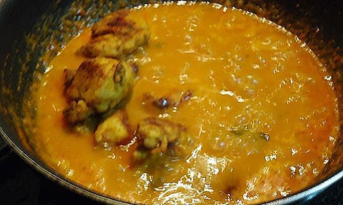 schezwan sauce recipe by vah chef butter chicken