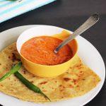 Capsicum Chutney Recipe – Simla Mirch ke Chutney (Bell Pepper Chutney)