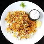 Chicken dum biryani recipe | how to make chicken biryani recipe