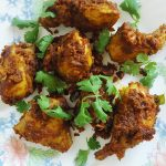 chicken varuval recipe – chettinad chicken fry recipe