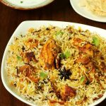 muslim chicken biryani recipe – how to make hyderabadi muslim chicken dum biryani recipe