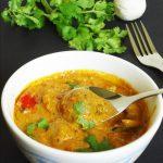Mushroom Masala Recipe – Mushroom Gravy (step by step Pics)