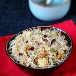 chilli garlic fried rice, how to make chilli garlic veg fried rice
