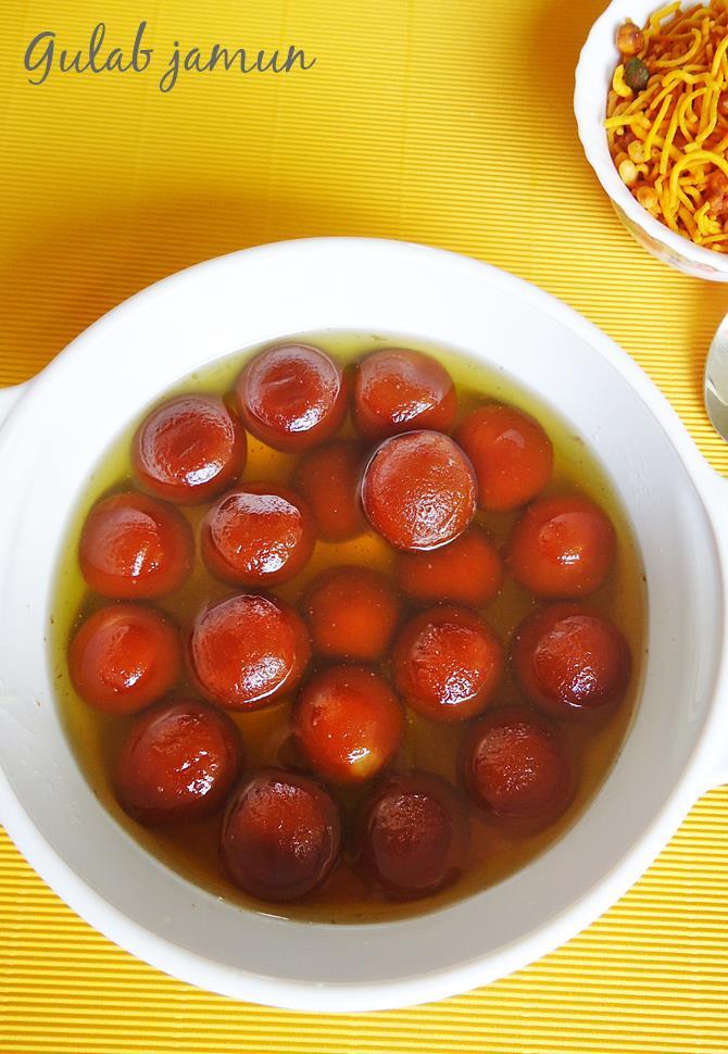 gulab jamun recipe, how to make