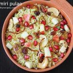 kashmiri Veg pulao – Restaurant Style