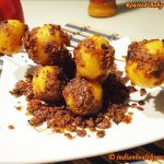 roasted baby potatoes indian recipe
