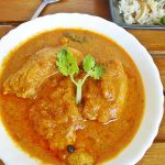 simple chicken curry without coconut , how to make easy chicken gravy