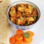 tawa paneer masala recipe, how to make tawa paneer masala | easy paneer recipes