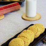 Besan Nankhatai Recipe – Indian Chickpeas Flour Cookies