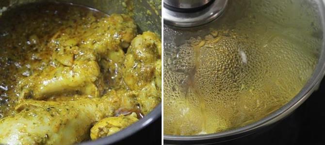 Muslim chicken biryani recipe muslim mutton biryani recipe pressure cooking rice for muslim chicken or mutton biryani recipe forumfinder Image collections