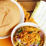 misal pav recipe, how to make misal pav