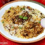 mutton biryani recipe – Andhra Mutton Biryani Recipe