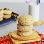 nankhatai   indian eggless cookies