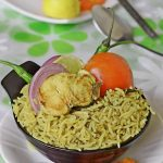 Andhra Chicken Pulao  Recipe – How to make Chicken Pulao