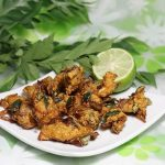Crispy Chicken pakora recipe – how to make andhra style chicken pakoda