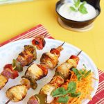 fish tikka recipe, how to make fish tikka in oven