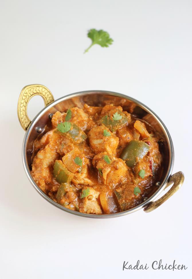 kadai chicken recipe chicken karahi
