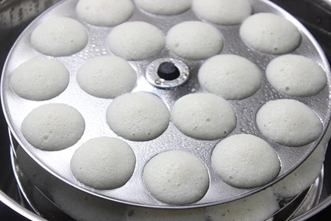 mini idli recipe using rice